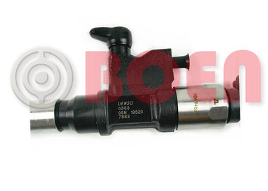 Denso Common Rail Injector Isuzu Fuel Injectors 095000 6363 For Isuzu 6HK1 Engine