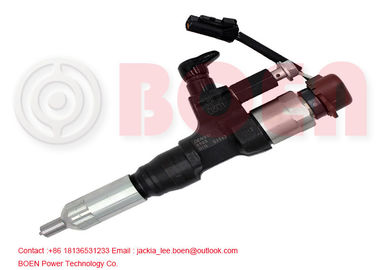 Injector Pump Parts Denso Common Rail Injector Unit 095000 5960 High Speed Steel Material